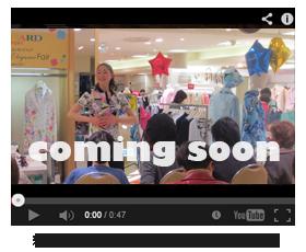 中川慶子の動画でレッスンは只今準備中です